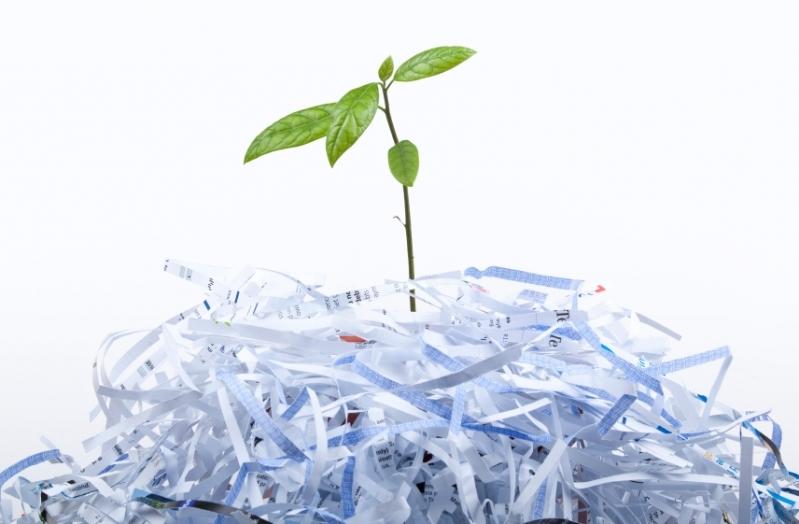 Busco Empresa de Reciclagem de Papel SANTA ODILA - Empresa de Reciclagem de Resíduo