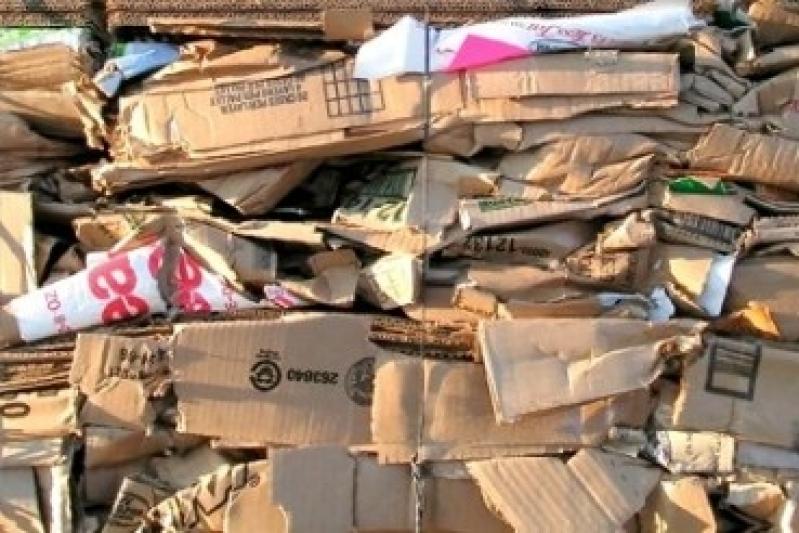 Busco Empresa de Reciclagem Papelão Jardim Nova Europa - Empresa de Reciclagem em Geral