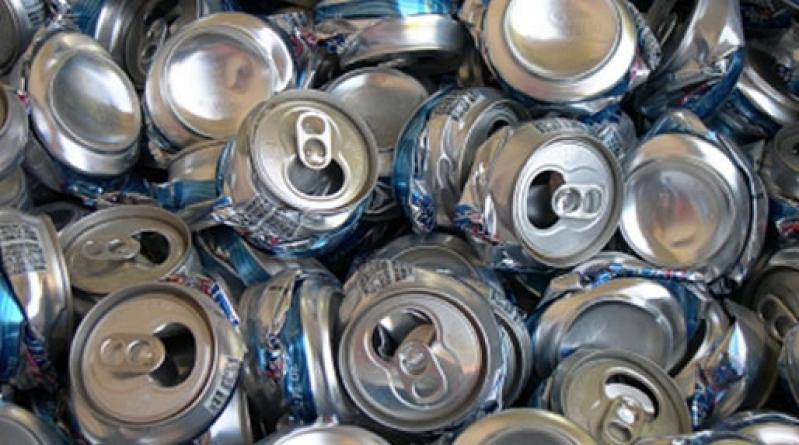 Coleta e Reciclagem de Sucata de Aluminio Além Ponte - Reciclagem de Sucatas Metálicas