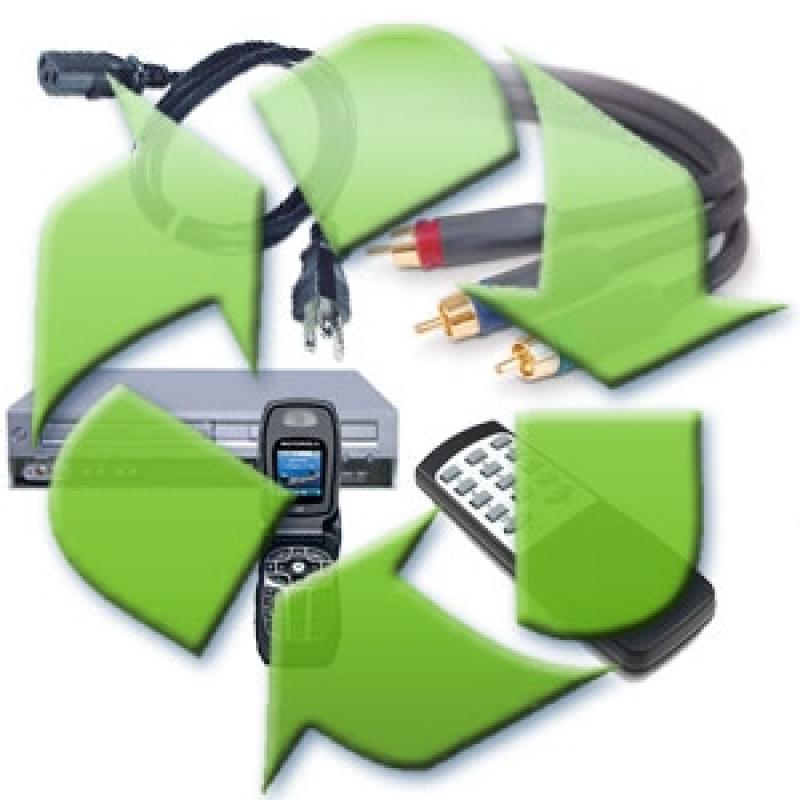 Coleta e Reciclagem para Sucata Eletrônica Jardim Americano - Reciclagem de Sucatas Metálicas