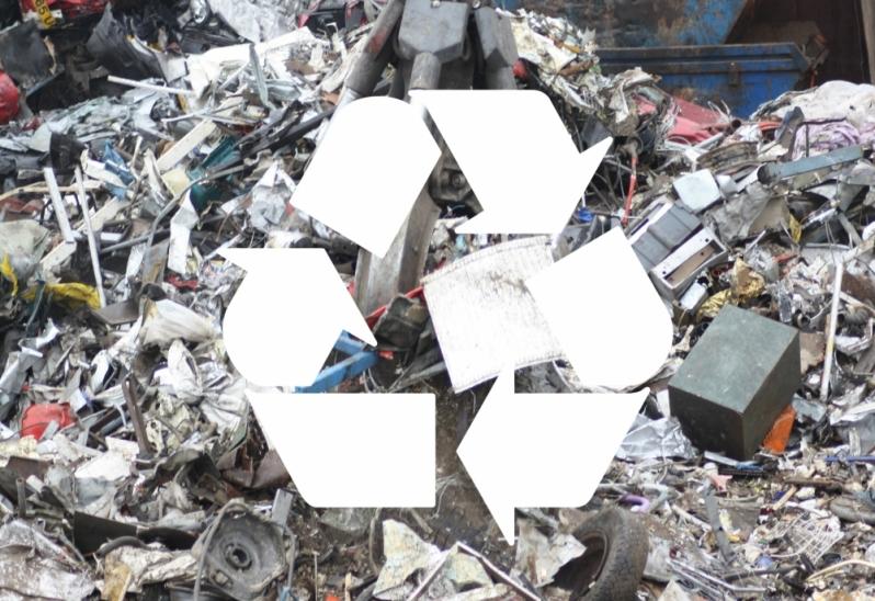 Coleta e Reciclagem Sucatas Metálicas Recanto dos Pássaros - Reciclagem de Sucatas Metálicas
