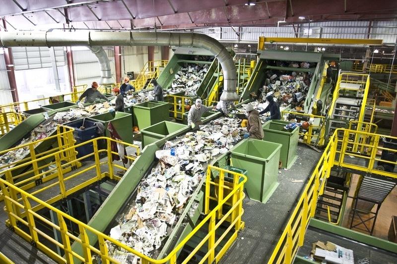 Empresa com Processo de Reciclagem Aluminio Chácara Recreio - Processo de Reciclagem de Papel