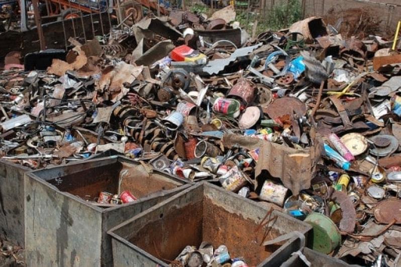 Empresa com Processo de Reciclagem de Metais Condomínio Lagoa Serena - Processo de Reciclagem de Plastico