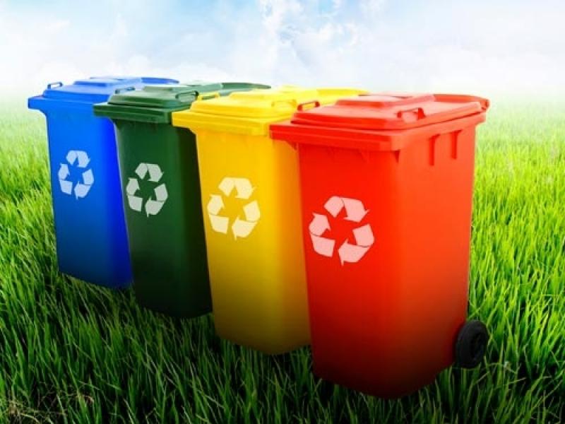 Empresa de Reciclagem de Lixo Residencial Burato - Empresa de Reciclagem de Resíduo