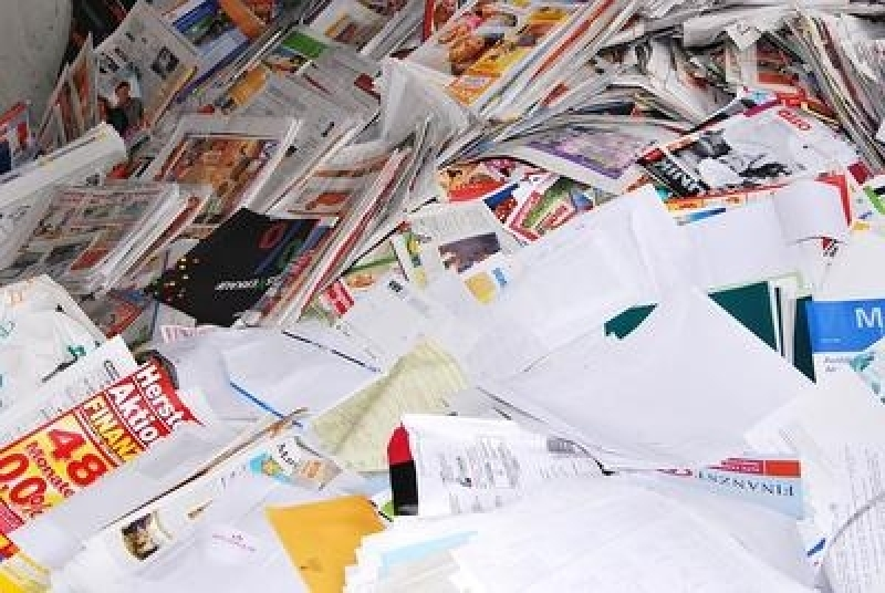 Empresa de Reciclagem de Papel Adesivo Moisés - Reciclagem de Papel e Cartão