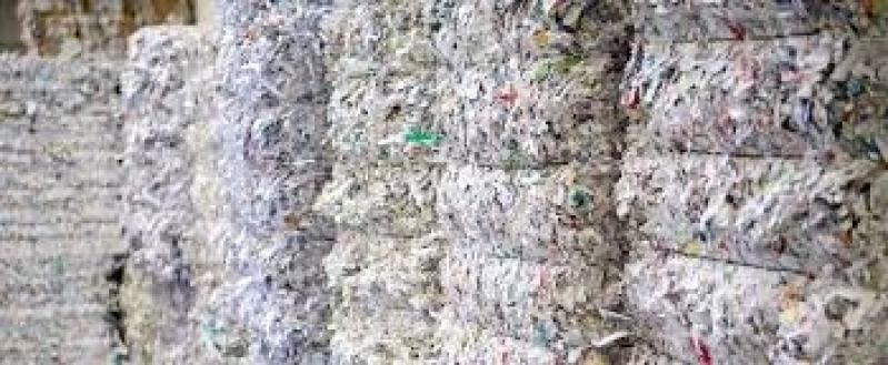 Empresa de Reciclagem de Papel Industria Jardim Nova Esperança - Reciclagem de Papel Aluminio