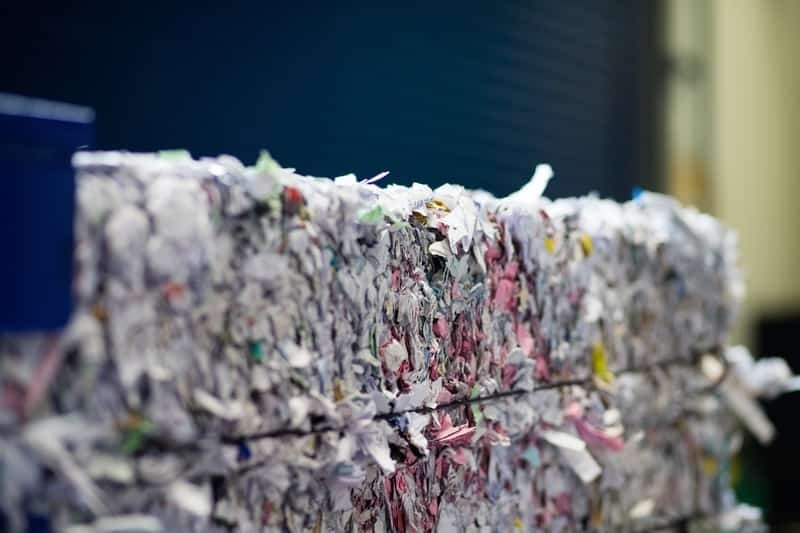 Empresa de Reciclagem de Papel Industrial Além Ponte - Reciclagem de Papel Adesivo