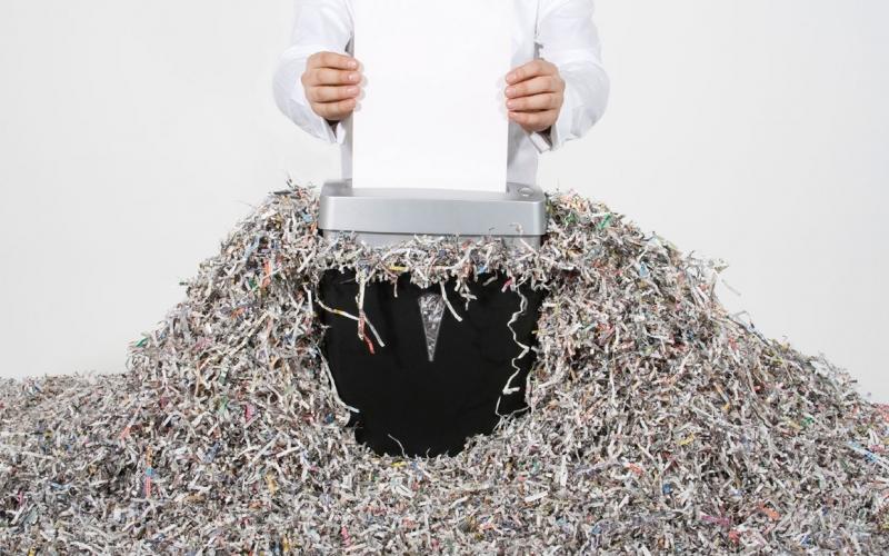 Empresa de Reciclagem de Papel nas Empresas Jardim das Palmeiras - Reciclagem de Papel