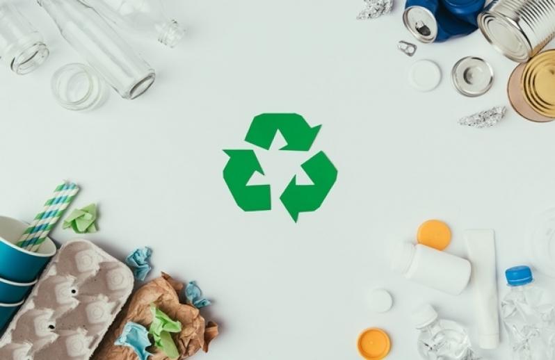 Empresa de Reciclagem em Geral Jardim das Carpas - Empresa de Reciclagem de Resíduo