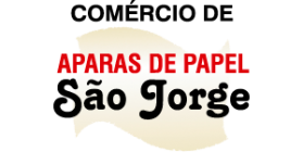 reciclagem de papel e de papelão - Aparas São Jorge