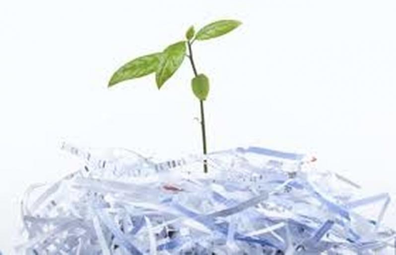 Onde Encontrar Processo de Reciclagem do Papel Picado Vila Padre Anchieta - Processo de Reciclagem de Lixo