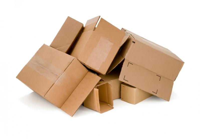 Onde Encontro Reciclagem de Caixa Papelão Vila Amélia - Reciclagem de Caixa de Leite Papelão