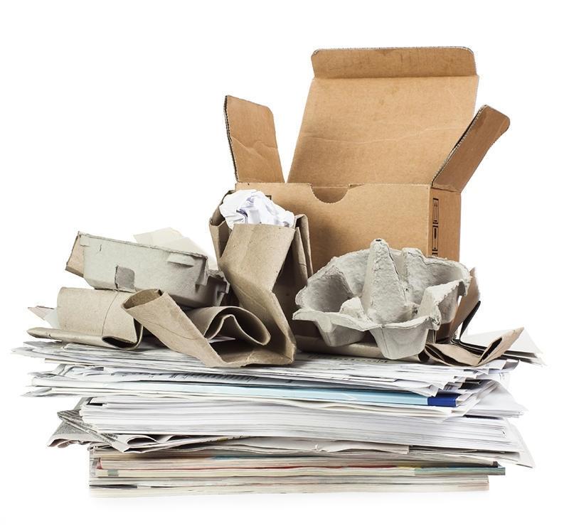 Onde Encontro Reciclagem de Papel e Papelão Jardim Americano - Reciclagem de Papelão