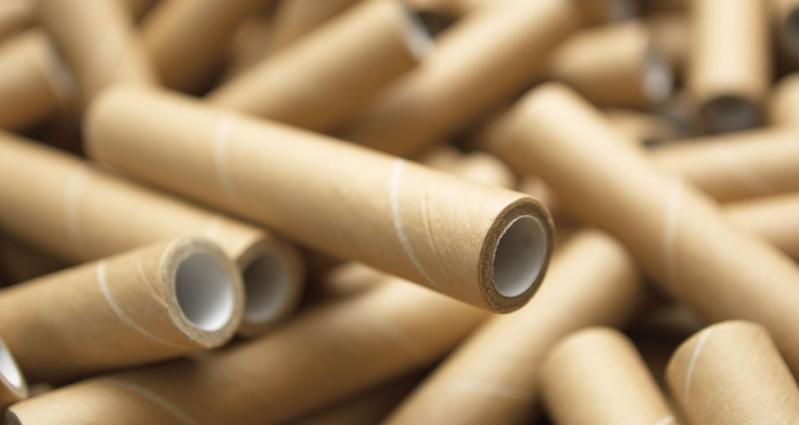 Onde Encontro Reciclagem Tubo de Papelão Jardim Independência - Reciclagem de Papelão Ondulado