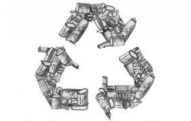 Onde Tem Empresa de Reciclagem de Metais Parque Manchester - Empresa de Reciclagem de Resíduo