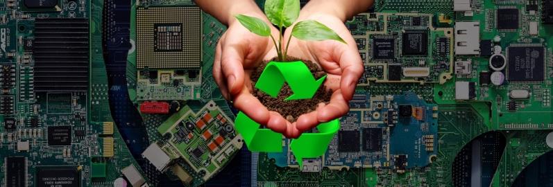 Onde Tem Empresa de Reciclagem Lixo Eletronico Guarani - Empresa de Reciclagem em Geral