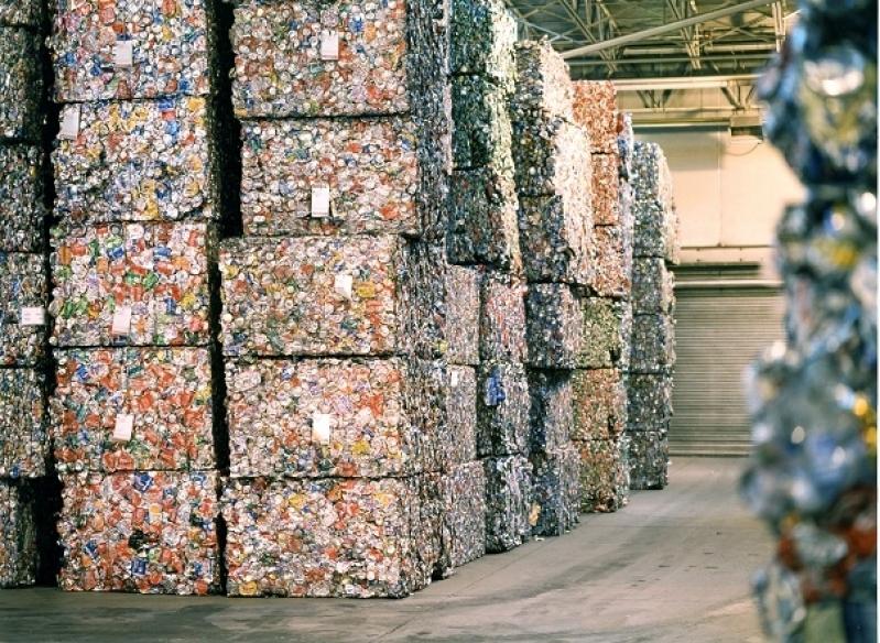 Processo de Reciclagem Aluminio Vila Maringá - Processo de Reciclagem de Plastico