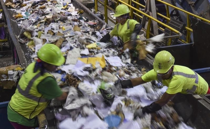 Processo de Reciclagem de Lixo Orçamento Ponte de Campinas - Processo de Reciclagem de Papel