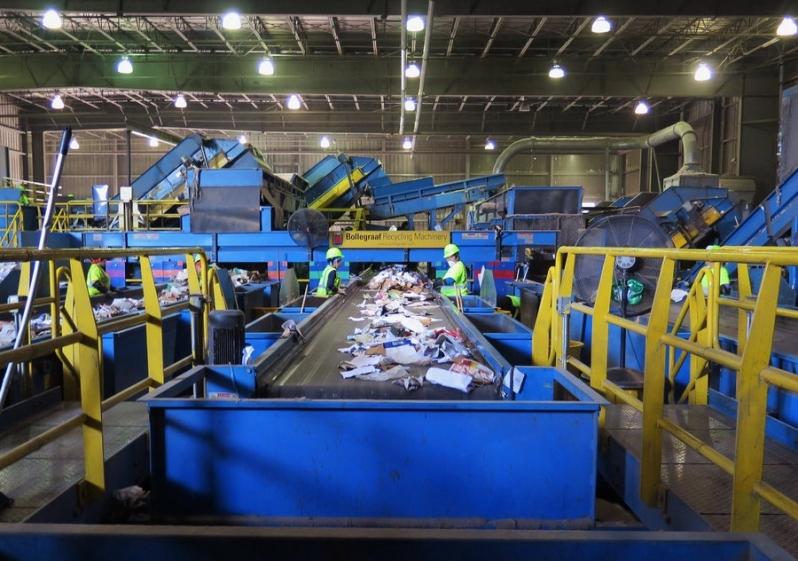 Processo de Reciclagem de Lixo Valor Terra da Uva - Processo de Reciclagem de Plastico