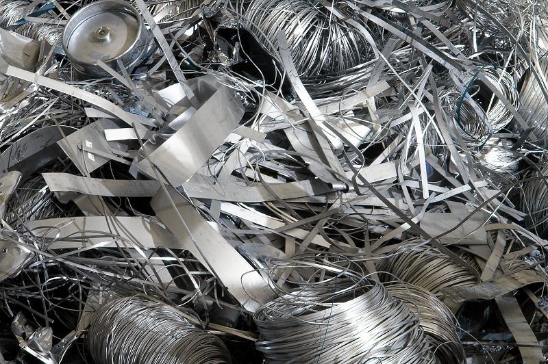 Processo de Reciclagem de Metais Além Ponte - Processo de Reciclagem de Lixo