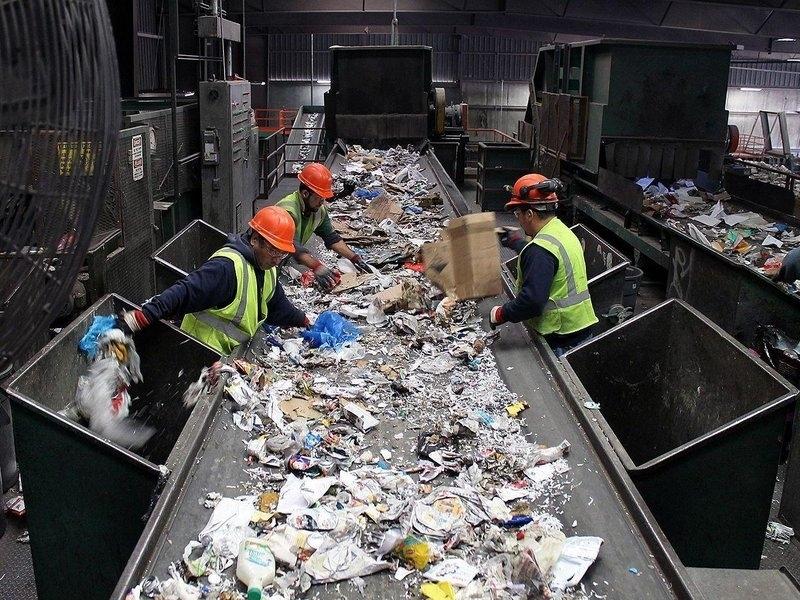 Processo de Reciclagem de Plastico Orçamento Jardim Maracanã - Processo de Reciclagem de Lixo
