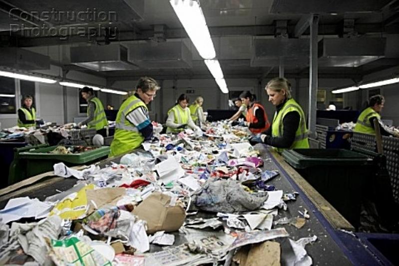 Processo de Reciclagem de Plastico Jardim do Sol - Processo de Reciclagem de Plastico