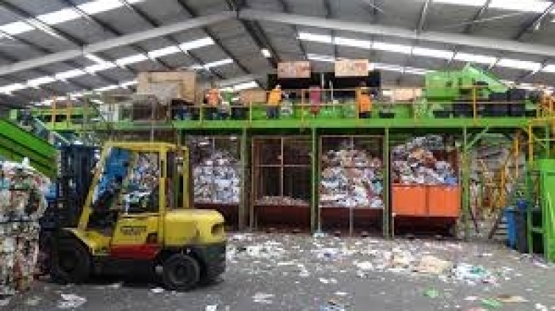 Processo de Reciclagem Industrial Orçamento Parque Manchester - Processo de Reciclagem de Papel