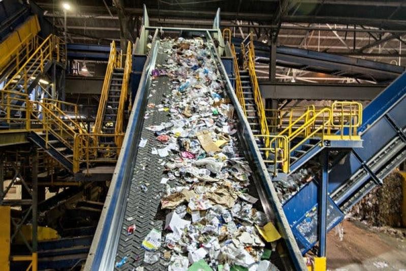 Processo de Reciclagem Industrial Jardim Itália - Processo de Reciclagem de Papel