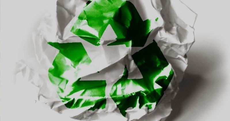 Processo de Reciclagem Papelão Itapetinga - Processo de Reciclagem de Plastico