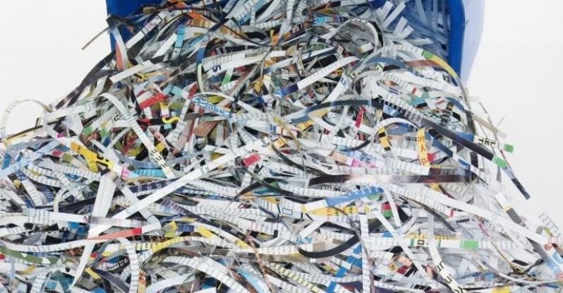 Processo de Reciclagem para Papel Picado Reserva da Floresta - Processo de Reciclagem de Plastico