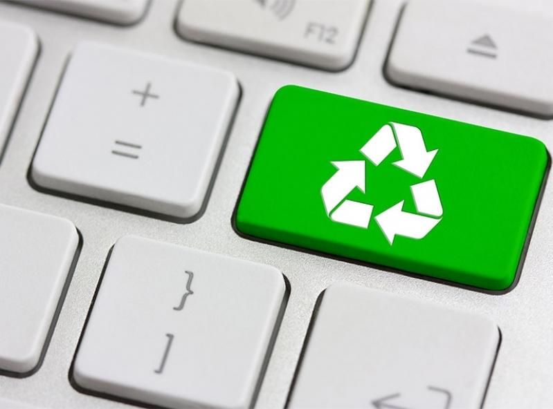 Processo de Reciclagem para Sucata Eletrônica Quinta dos Jatobás - Reciclagem de Sucata Eletrônica