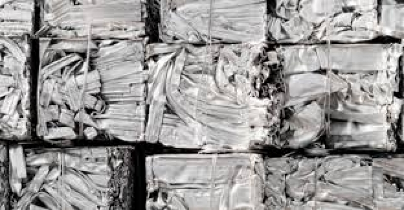 Quanto Custa Reciclagem de Papel Aluminio Parque Residencial Jundiaí II1 - Reciclagem de Papel Adesivo