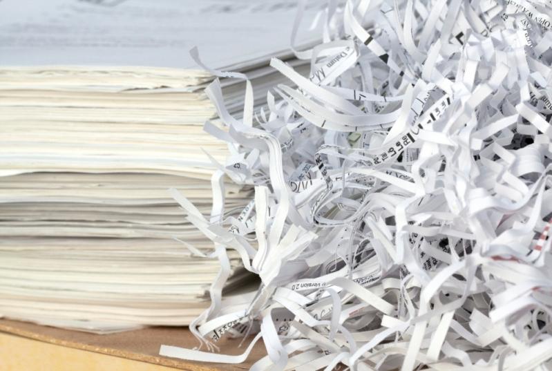 Quanto Custa Reciclagem de Papel de Empresas Serra das Cabras - Reciclagem de Papel Adesivo