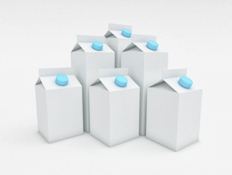 Reciclagem de Caixa de Leite Papelão Jardim Estádio - Reciclagem de Papelão Cartonado