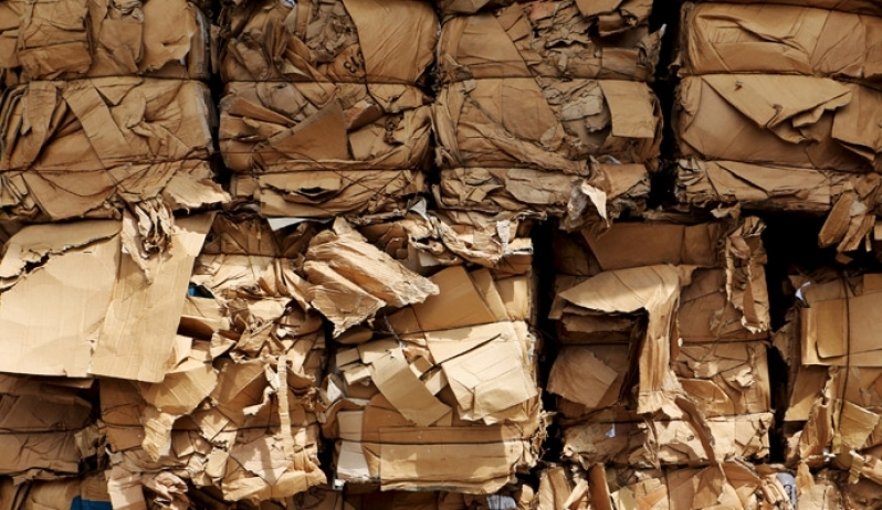 Reciclagem de Papel e Cartão Valores Jardim Prestes de Barros - Reciclagem de Papel Adesivo