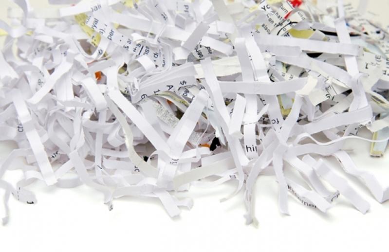 Reciclagem de Papel Industrial Valores Jardim Carolina - Reciclagem de Papel de Empresas