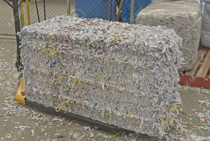Reciclagem de Papel Reserva da Floresta - Reciclagem de Papel Aluminio
