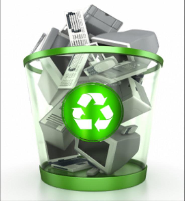 Reciclagem de Sucatas Eletrônicas Condomínio Estância Paraíso - Reciclagem de Sucatas Ferrosas