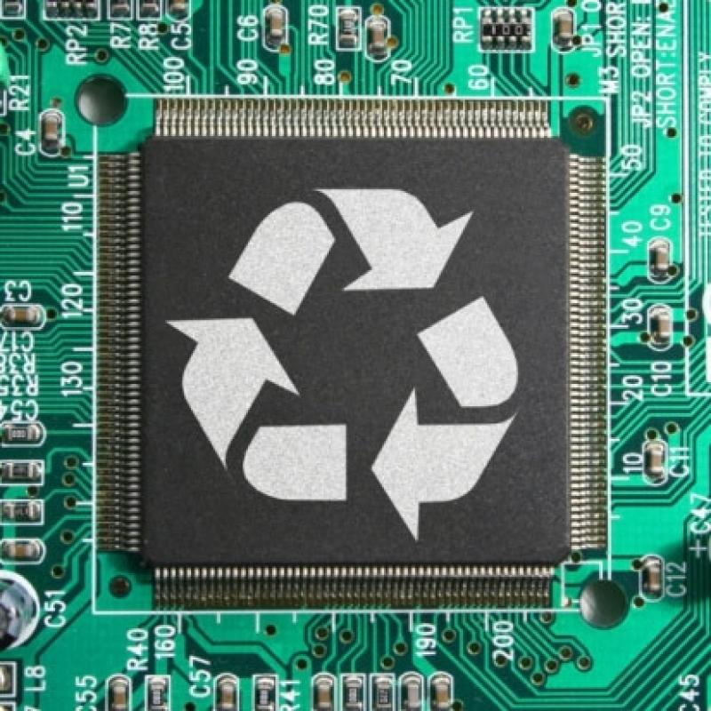 Reciclagem para Sucata Eletrônica Fazenda Santa Maria - Reciclagem de Sucatas Ferrosas