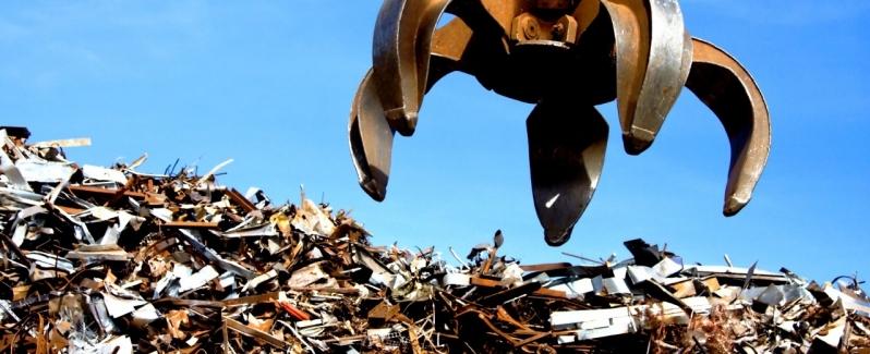 Reciclagem Sucata de Ferro Orçar Vila Padre Anchieta - Reciclagem de Sucatas Metálicas
