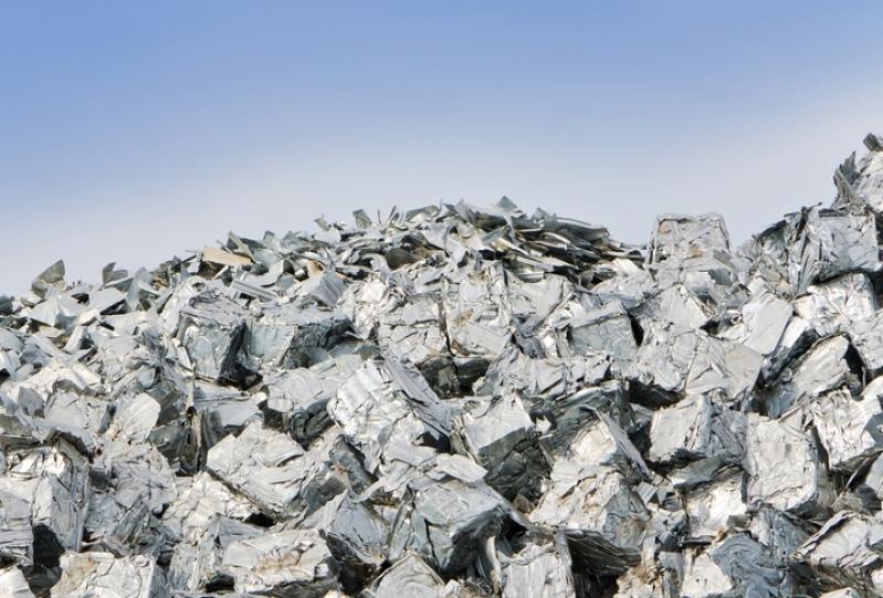 Reciclagem Sucatas Metálicas Jardim Boa Esperança - Reciclagem de Sucatas Ferrosas