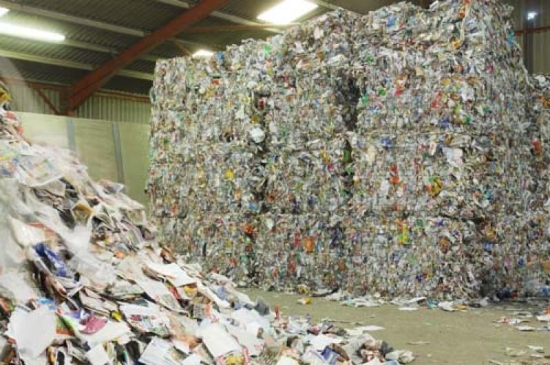 Reciclagens de Papel e Cartão Chácara Aeroporto - Reciclagem de Papel Laminado