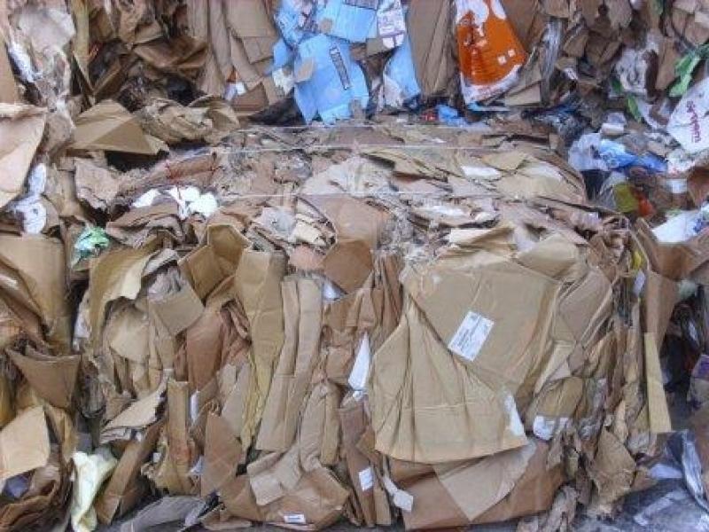 Serviço de Reciclagem de Papelão Ondulado Vista Alegre - Reciclagem de Caixa de Papelão