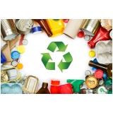 busco empresa de reciclagem de descartaveis Cesário Lange