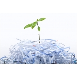 busco empresa de reciclagem de papel Chácara Aeroporto