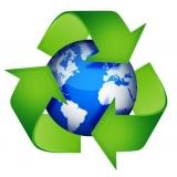 busco empresa de reciclagem sustentavel Vila Gabriel
