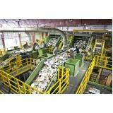 empresa com processo de reciclagem aluminio Chácaras Três Marias