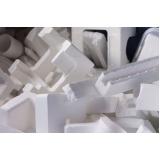 empresa com processo de reciclagem do isopor Condomínio Espaço Verde