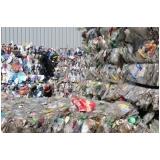 empresa com processo de reciclagem industrial Condomínio Estância Paraíso