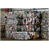 empresa de reciclagem de descartaveis Vila Hortência
